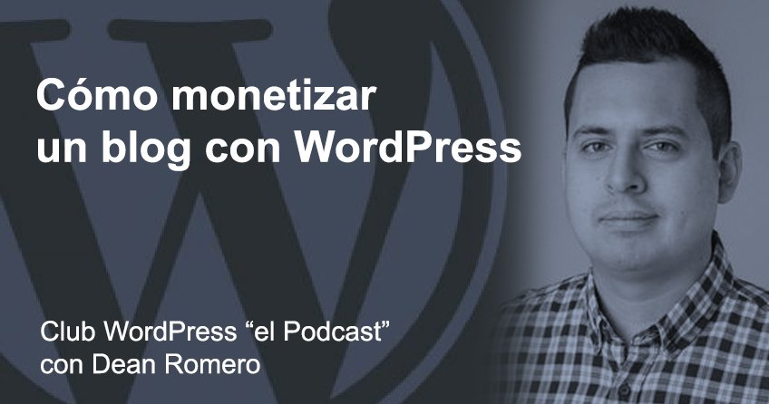 monetizar un blog